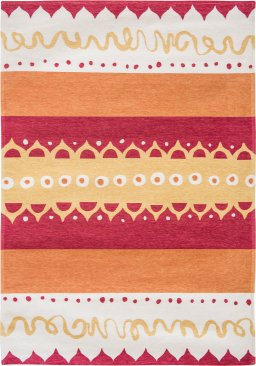 Cotton Hustle Bustle Rug