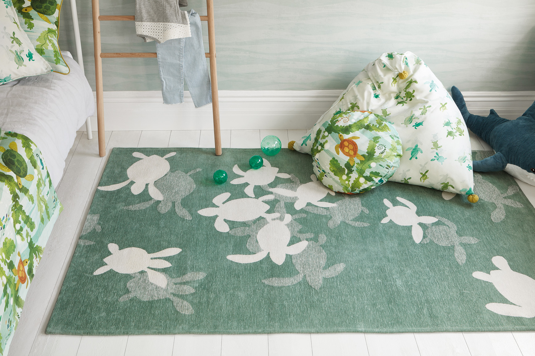 Kids Villa Nova Tiny Turtles RG8805 Rug