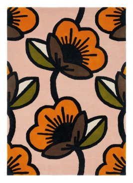 Orla Kiely Passion Flower Pink 059602